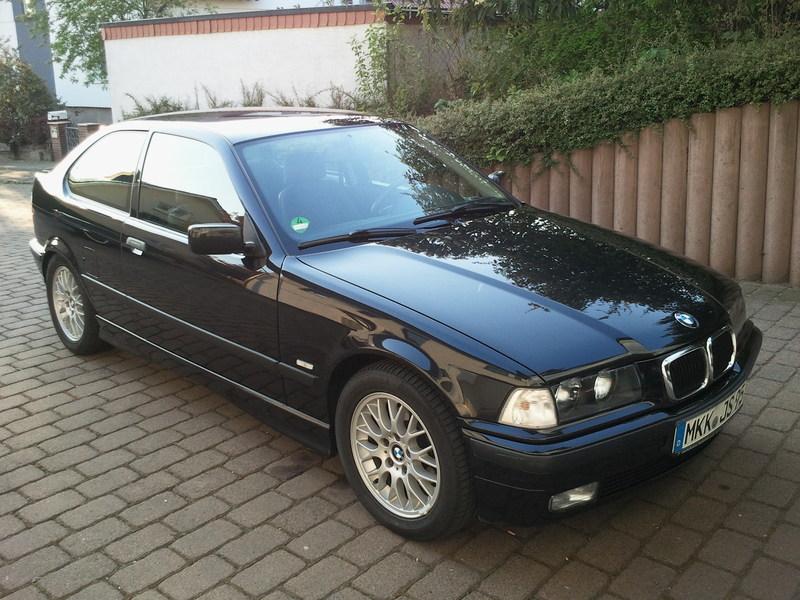 E36 Compact *Update* - 3er BMW - E36