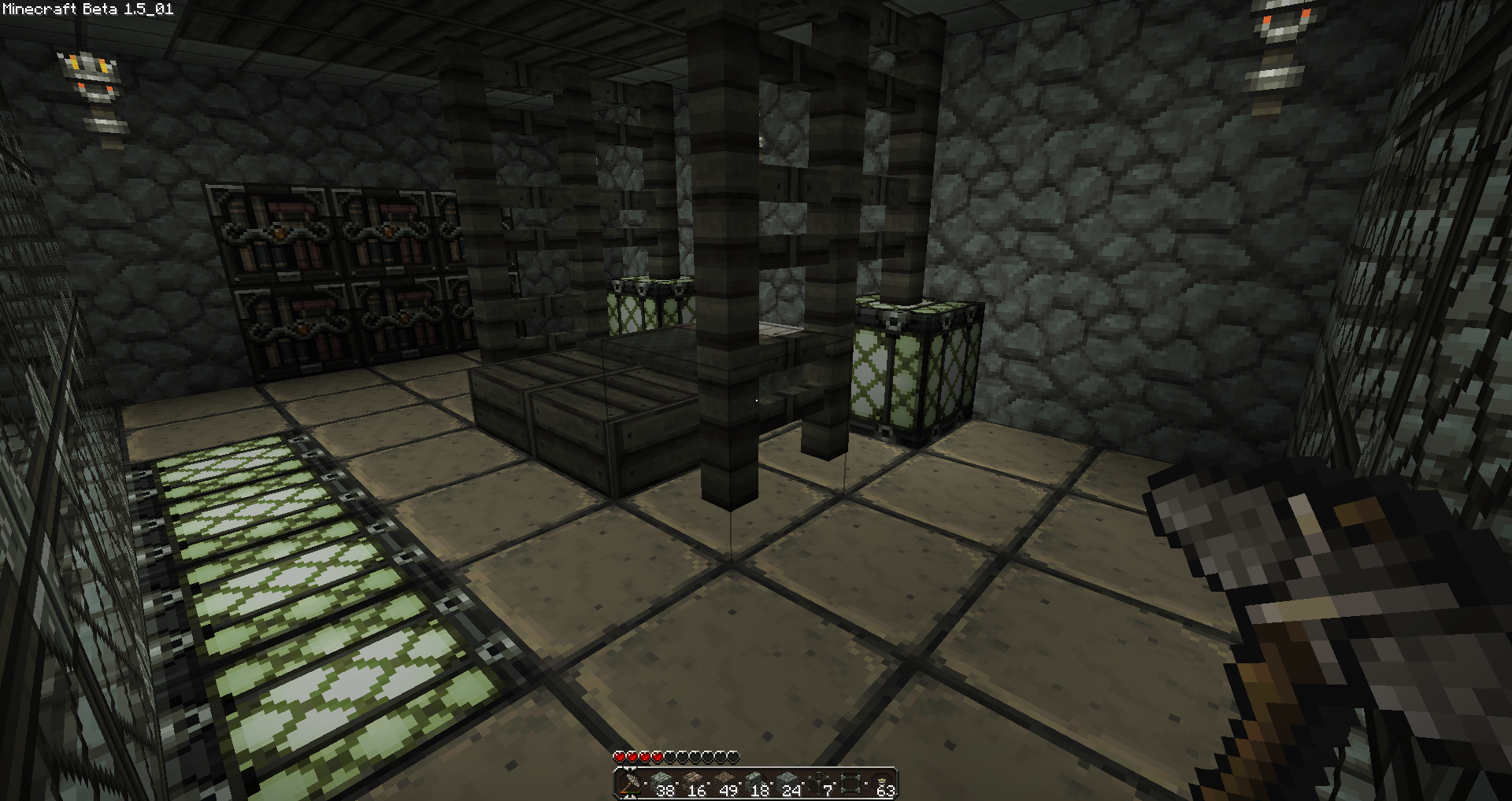 how to make a bed in minecraft survival mode