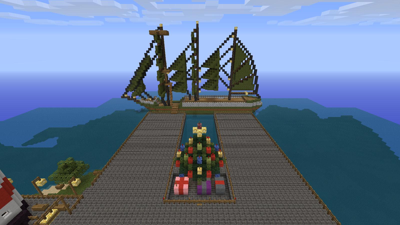 Craft The Paradise Wir Bauen Bis Zum Paradies Server - Minecraft server wo man hauser bauen kann