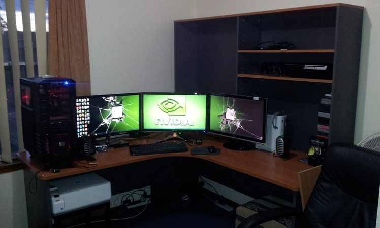 Show Us Your Gaming Setup 2012 Edition Page 10 Neogaf