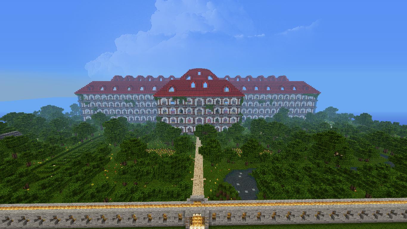Minecraft Mansion Maps
