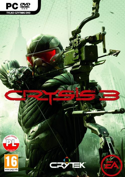 Crysis 3 - Digital Deluxe Edition (2013) - Repack by FitGirl v1.3 - RELOADED | PL