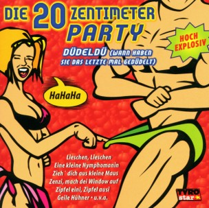 Die 20 Zentimeter Party