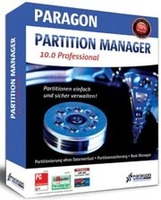 Partition Manager 10.0 Personal kostenlos