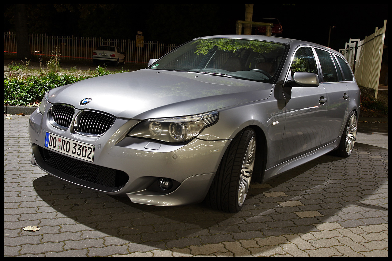 2007 BMW 530xi Touring E61 related infomation,specifications - WeiLi ...