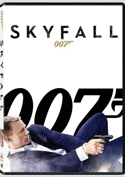 Skyfall 2012 DVDRip XviD-SPARKS