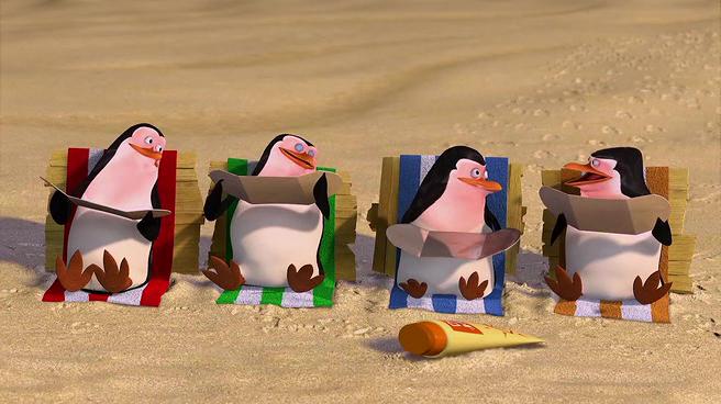 Madagaskar 1-2 indir