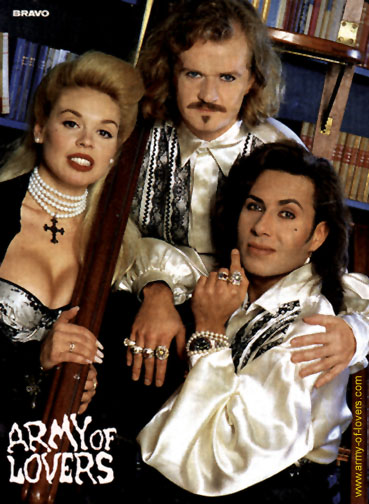 Army Of Lovers – Le Grand Docu-Soap