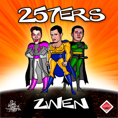 Cover: 257ers - Zwen (2010)
