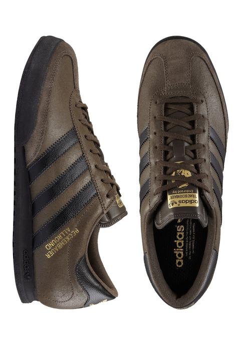 Schuhe addidas braun