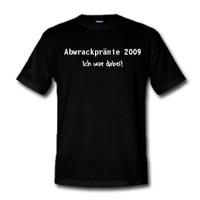 Abwrack T-Shirt Low Budget