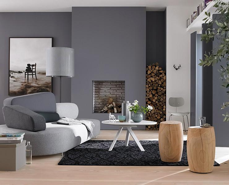 Wohnzimmer Anstrich Ideen | Möbelideen Farbideen Fur Wohnzimmer