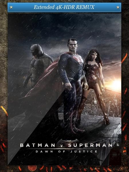 Batman v Superman: Adaletin Şafağı (2160p 4K HDR Bluray Remux) DUAL Türkçe Dublaj Full HD indir