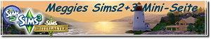 Meggies Sims 2+3 Mini- Seite