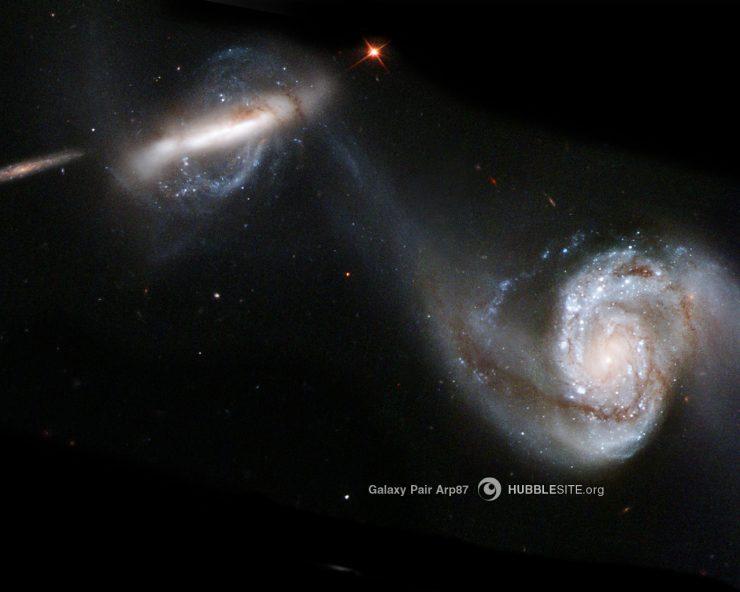 Zdjęcia z kosmicznych Teleskopów 25