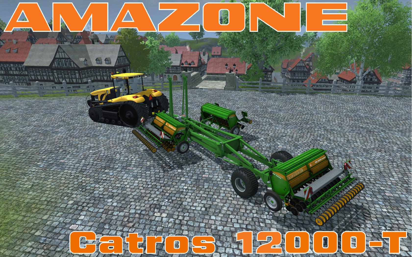 [T.E.P.] Amazone Catros 9000-T y 12000-T 2k6b81