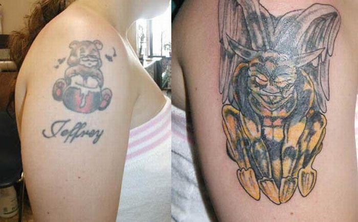 Tatuaże - aktualizacja 16