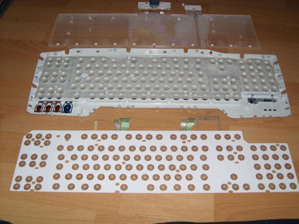 tastaturfolie