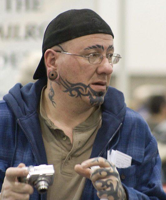 Odważne tatuaże #2 43