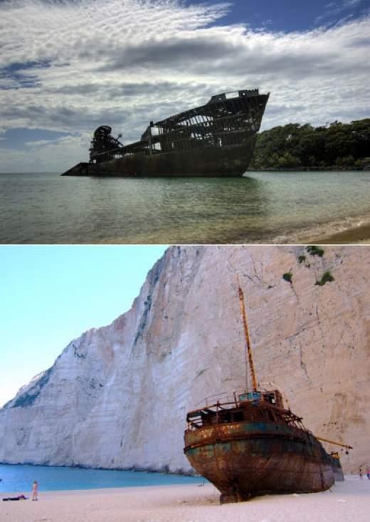 Cmentarzyska statków 14