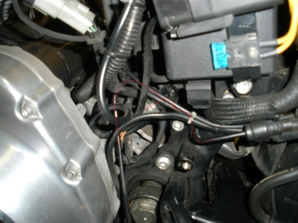 Elektronik] Harley Davidson Rückruf - hydraulischer Bremslichtgeber ...