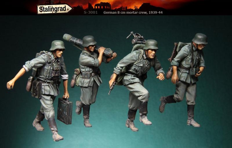 Resinfigures from Stalingrad. 3001-15p6c6