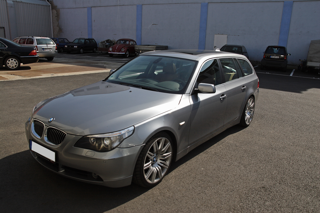 2005 BMW 530i Touring Automatic E61 related infomation ...