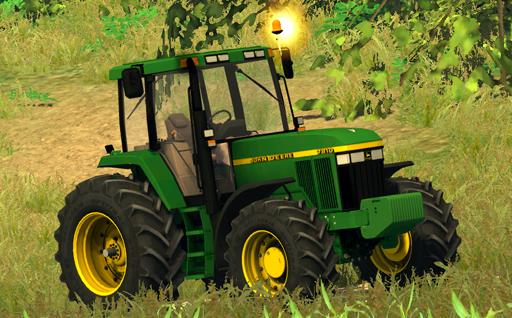 John Deere 7810 American version