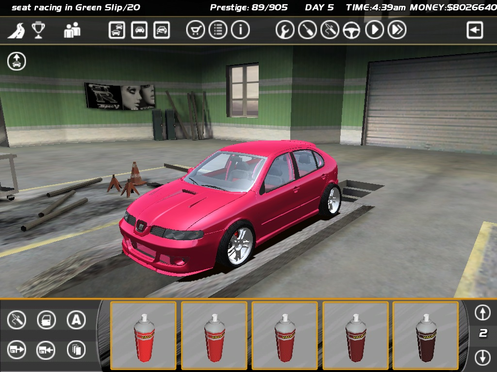 Street Legal Racing Redline - Mods 31t0d