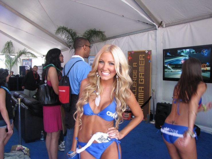 Dziewczyny z Targów E3 2012 3