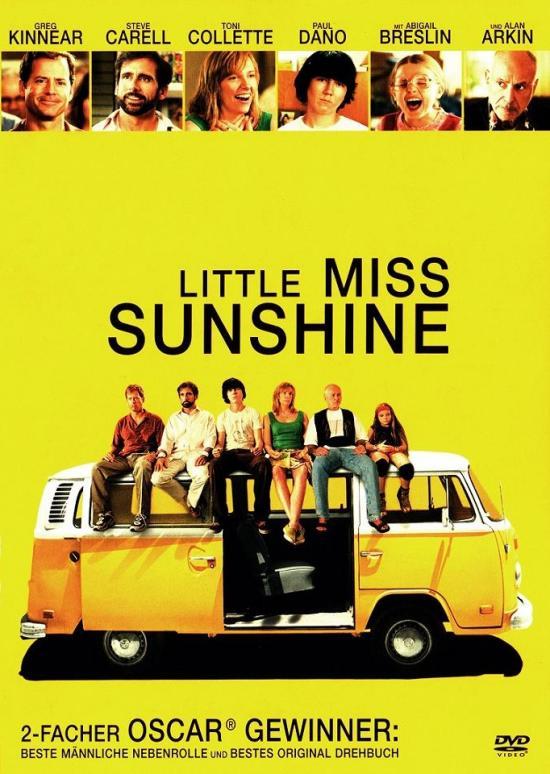 little miss sunshine von hinten genommen