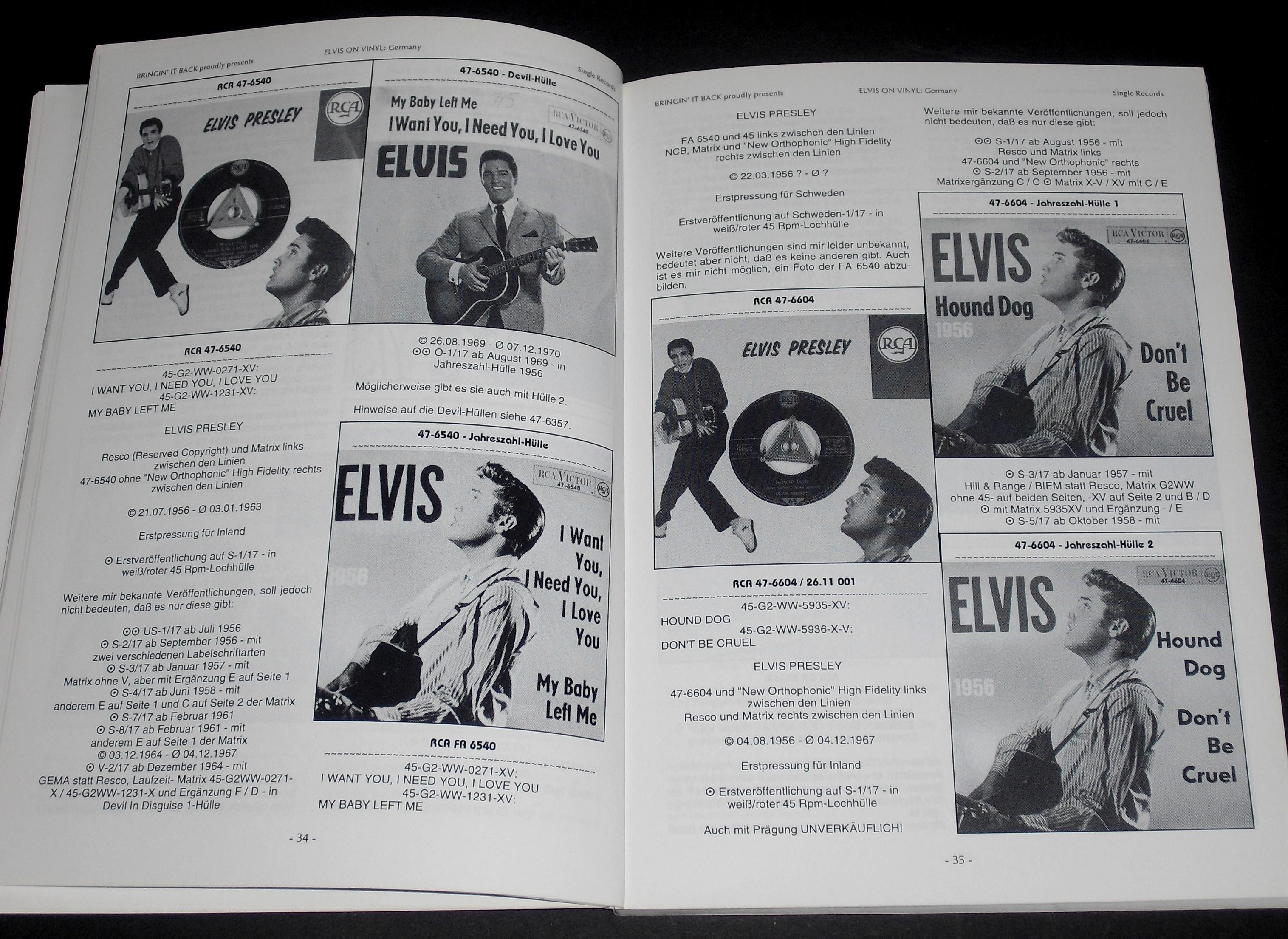 ELVIS ON VINYL Teil 1 34_350wjdx