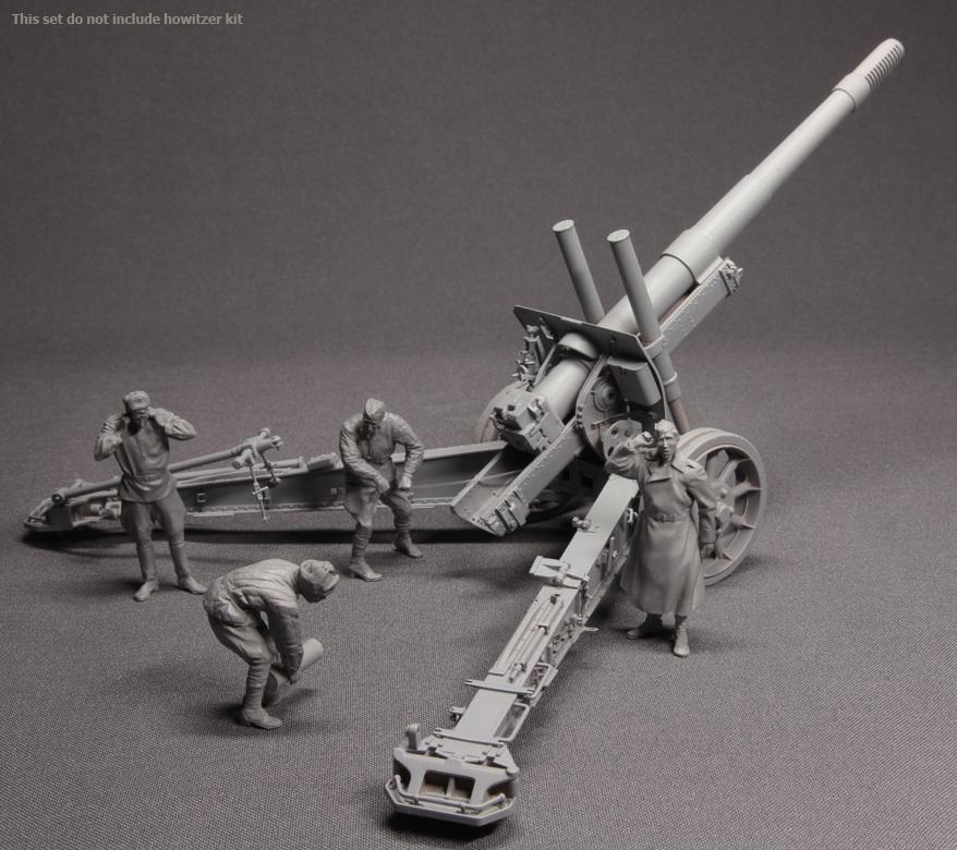 Resinfigures from Stalingrad. 3556-s13j6zql