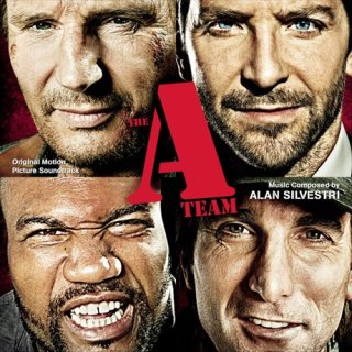The A-Team (Score, Alan Silvestri, 2010