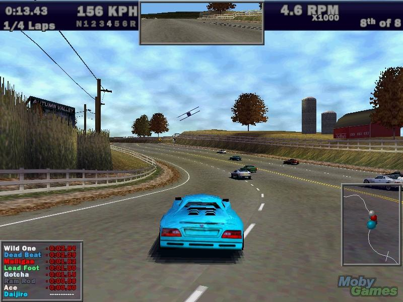 Short Reviews Of All Games I Have Pc Racing Games Mid 90s To