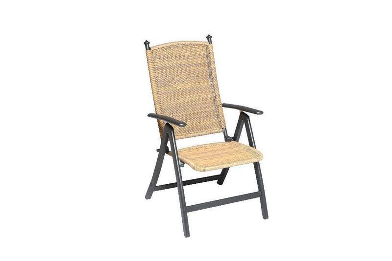 Merxx gartenstuhl sessel stuhl klappsessel roma art 28194 210 ebay - Merxx gartenstuhl ...