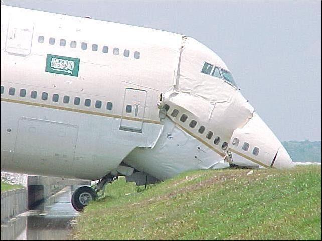 Nietypowe wypadki lotnicze 19