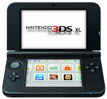 amazon UK: Nintendo 3DS XL in versch. Farben mit Spiel (Suepr Mario Bros 2) für ~147€ inkl. Versand!