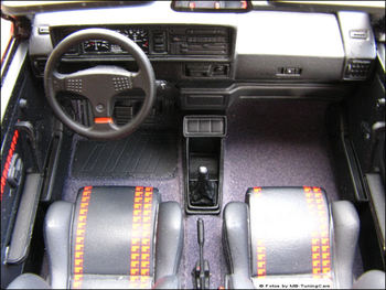 1 18 tuning vw golf 1 cabrio sportline echtalu felgen ebay. Black Bedroom Furniture Sets. Home Design Ideas