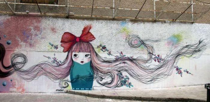 Najlepsze prace street artowców 35