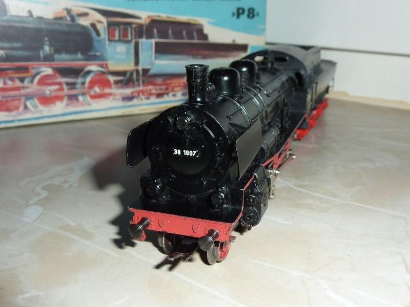 Baureihe 38 DB 3ttjc4