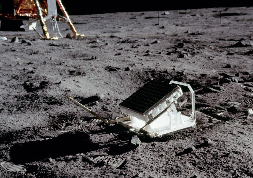 Misja Apollo 11 - lądowanie człowieka na Księżycu 47