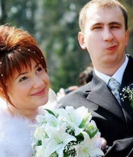 Zabawne zdjęcia ślubne #3 9