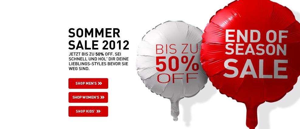 Puma: Sommer-Sale mit bis zu 50% Rabatt! - Markenklamotten