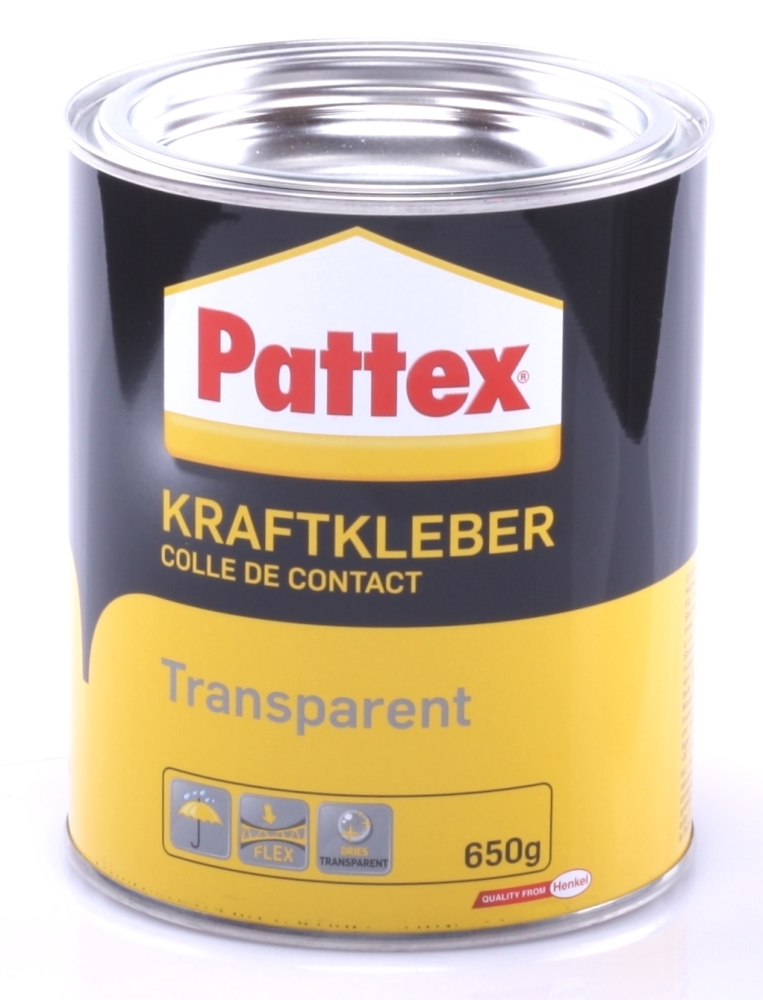 pattex kraft kleber transparent 650g kraft kleber universalkleber pxt3c ebay. Black Bedroom Furniture Sets. Home Design Ideas