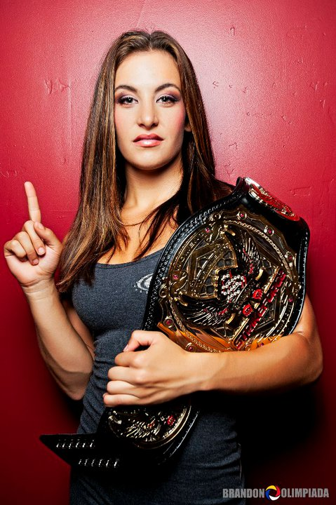 Miesha Tate ist die derzeitige Nr.1 im Bantamgewicht (Foto: Brandon Olimpiada Photography)