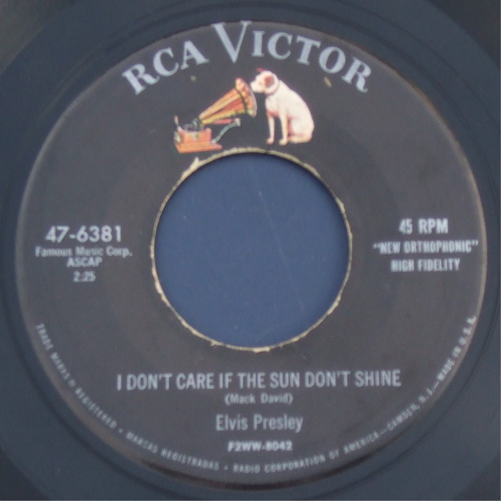 Good Rockin' Tonight / I Don't Care If The Sun Don't Shine 47-6381b74oxg
