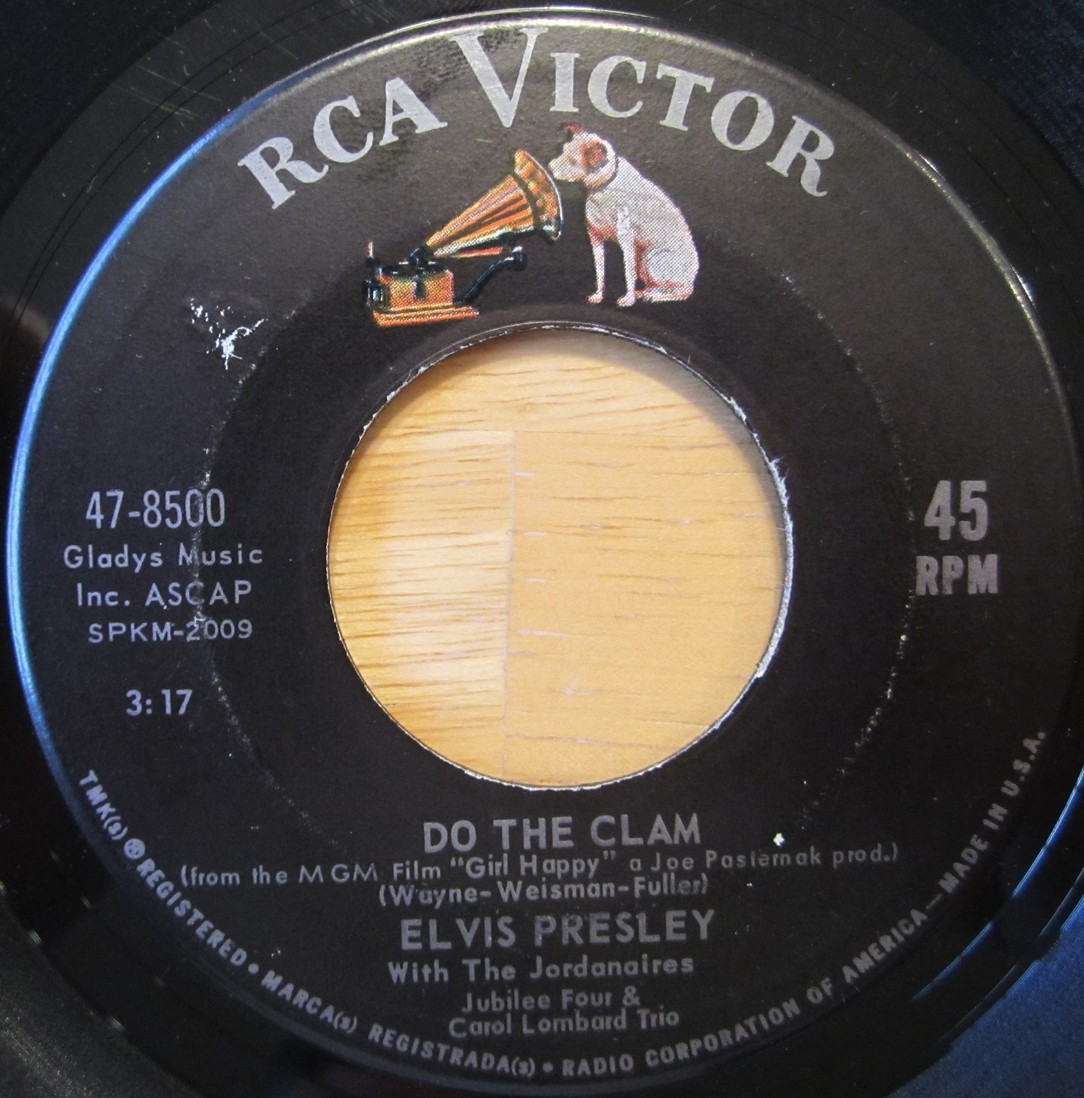 Do The Clam / You'll Be Gone 47-8500c7ys0e