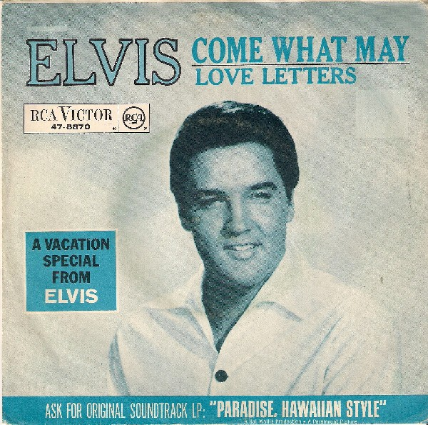 Love Letters / Come What May 47-8870-2iddmj