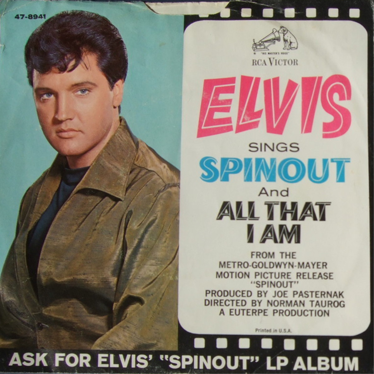 Spinout / All That I Am 47-8941a4qqw1